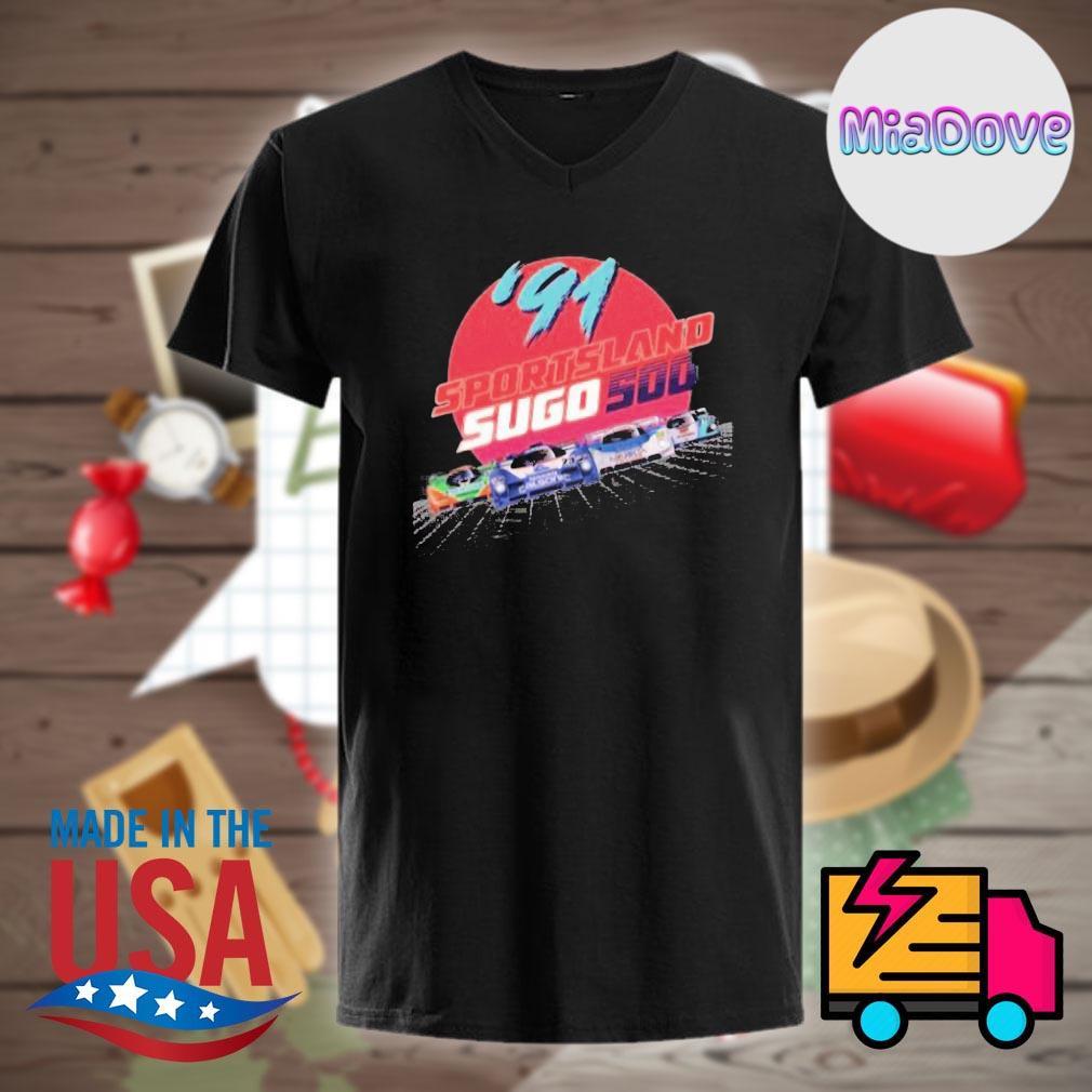 '91 sportsland Sugo 500 shirt