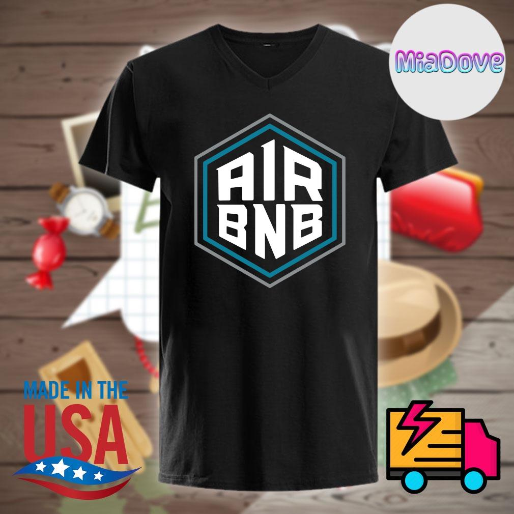 Air BNB Charlotte Basketball shirt