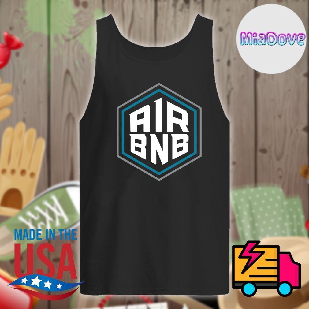 Air BNB Charlotte Basketball s Tank-top