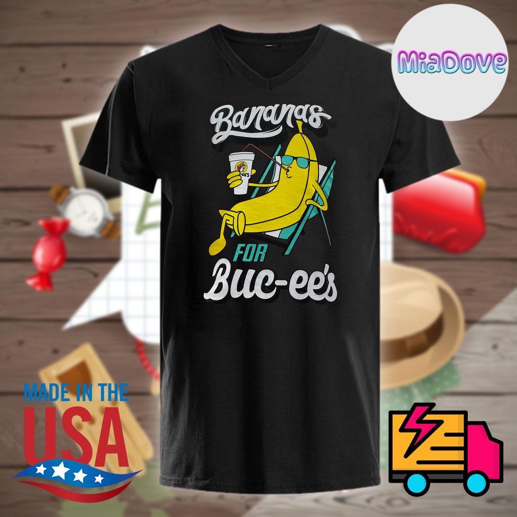 Bananas for Buc-ee's shirt