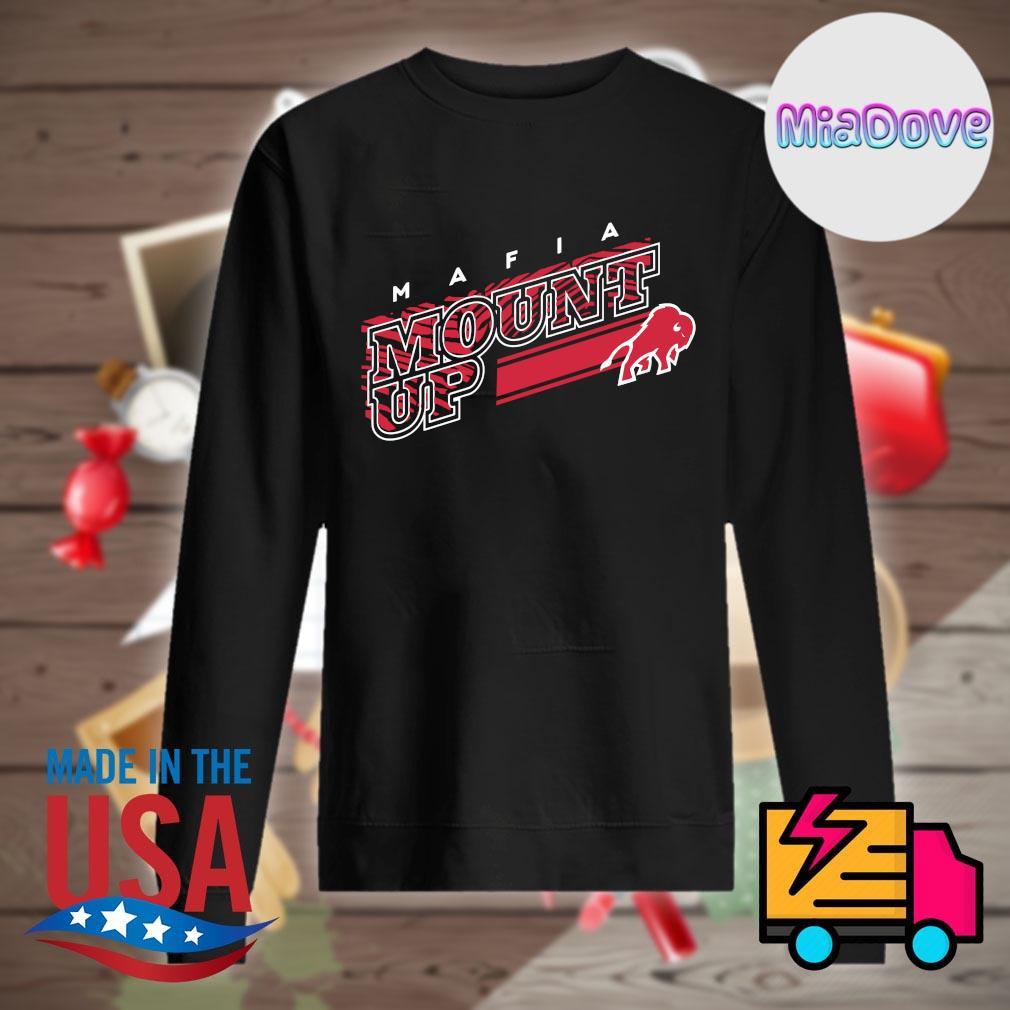 Buffalo Bills Mafia Mount up s Sweater