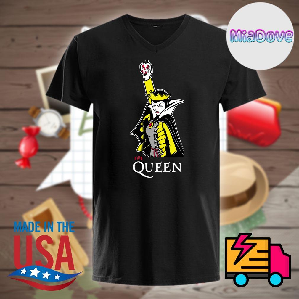 Evil Queen Pumpkin skull shirt