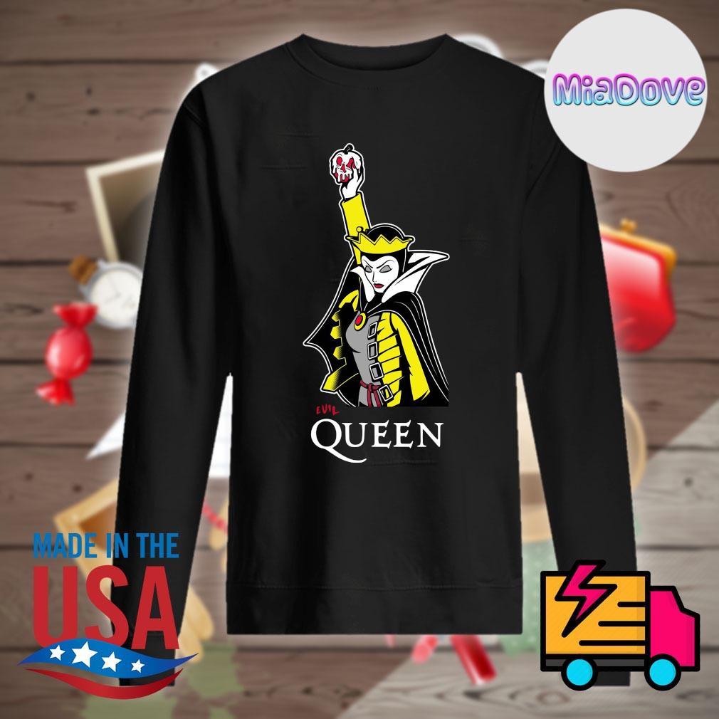 Evil Queen Pumpkin skull s Sweater