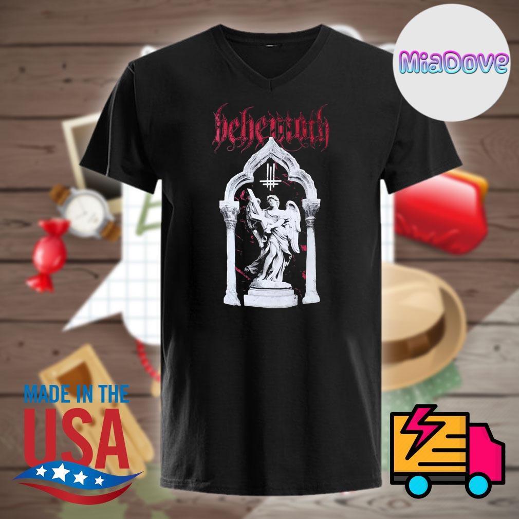 Behemoth Triumviratus Angel shirt