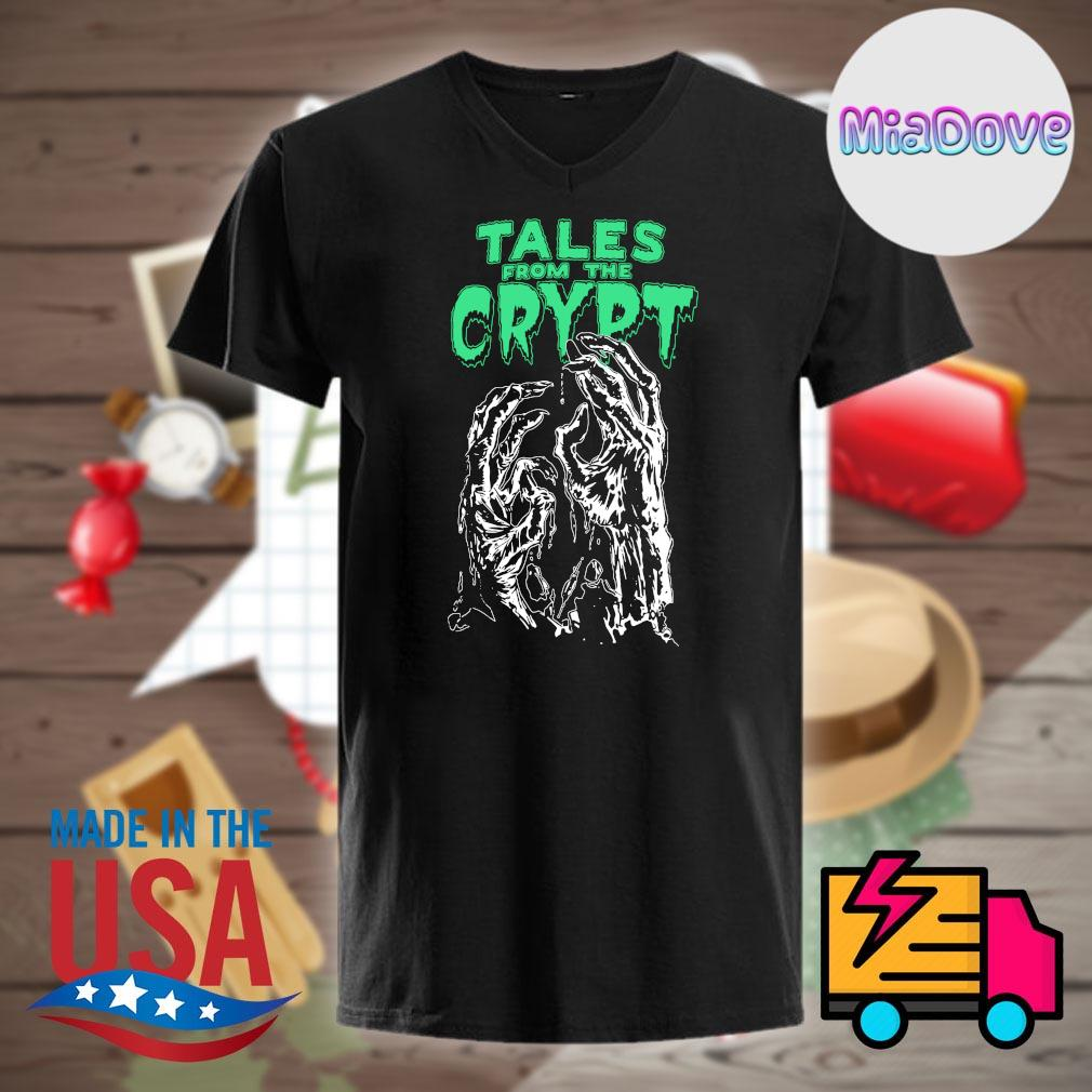 Kreepsville Tales from the crypt shirt