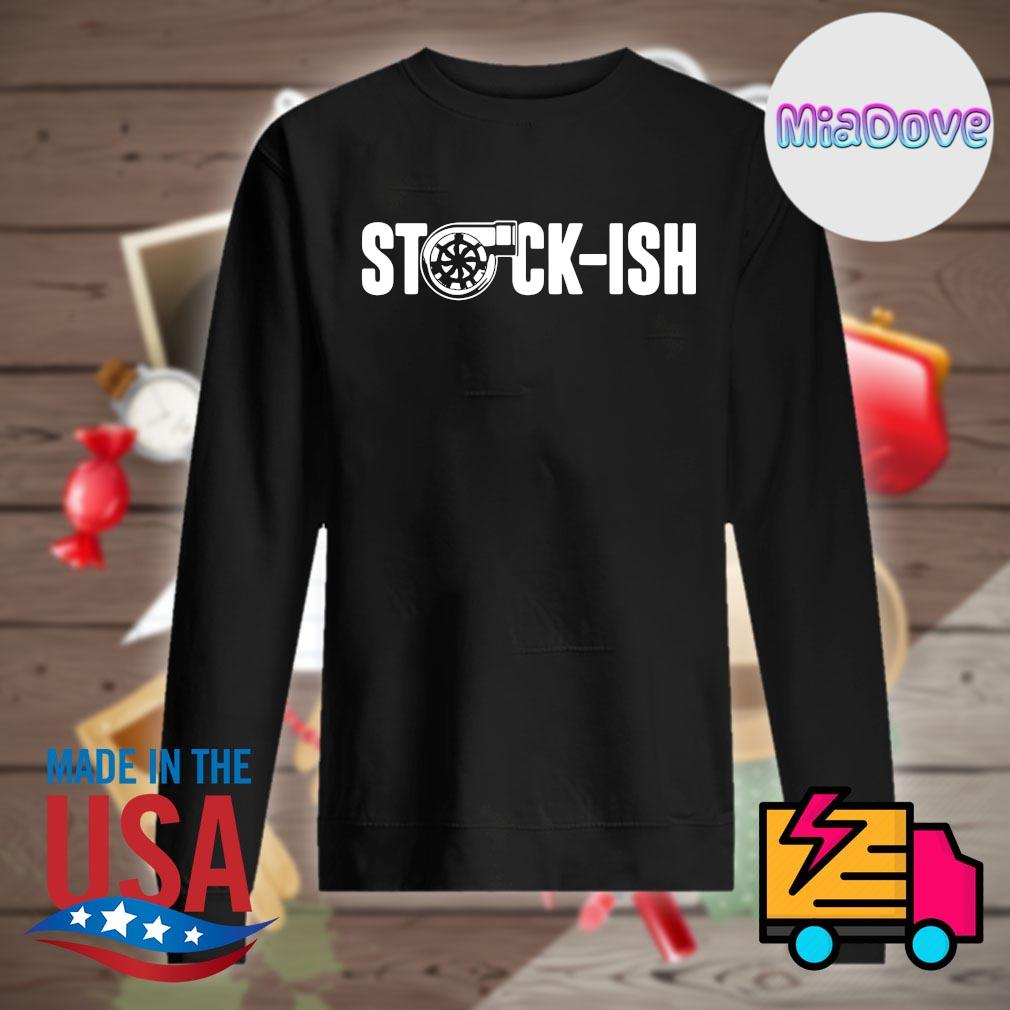 Stock- ish s Sweater
