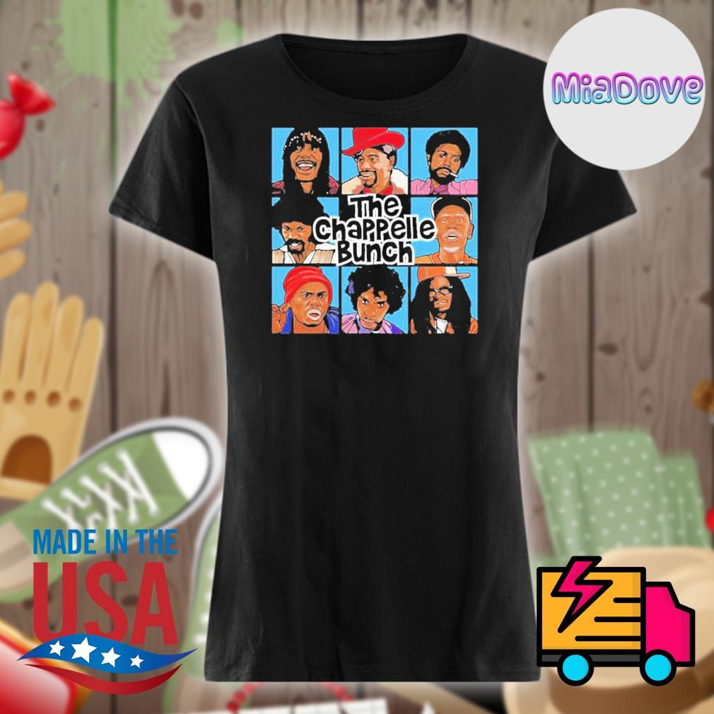 The chappelle bunch s V-neck