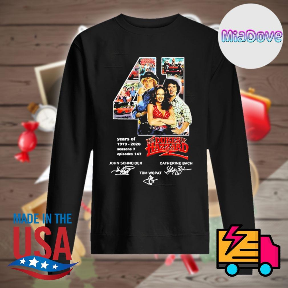 The Dukes of Hazzard 41 years of 1979-2020 seasons 7 episodes 147 signatures s Sweater