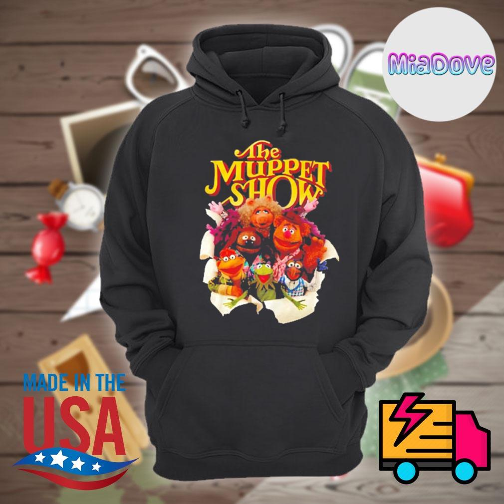 The Muppet show characters s Hoodie