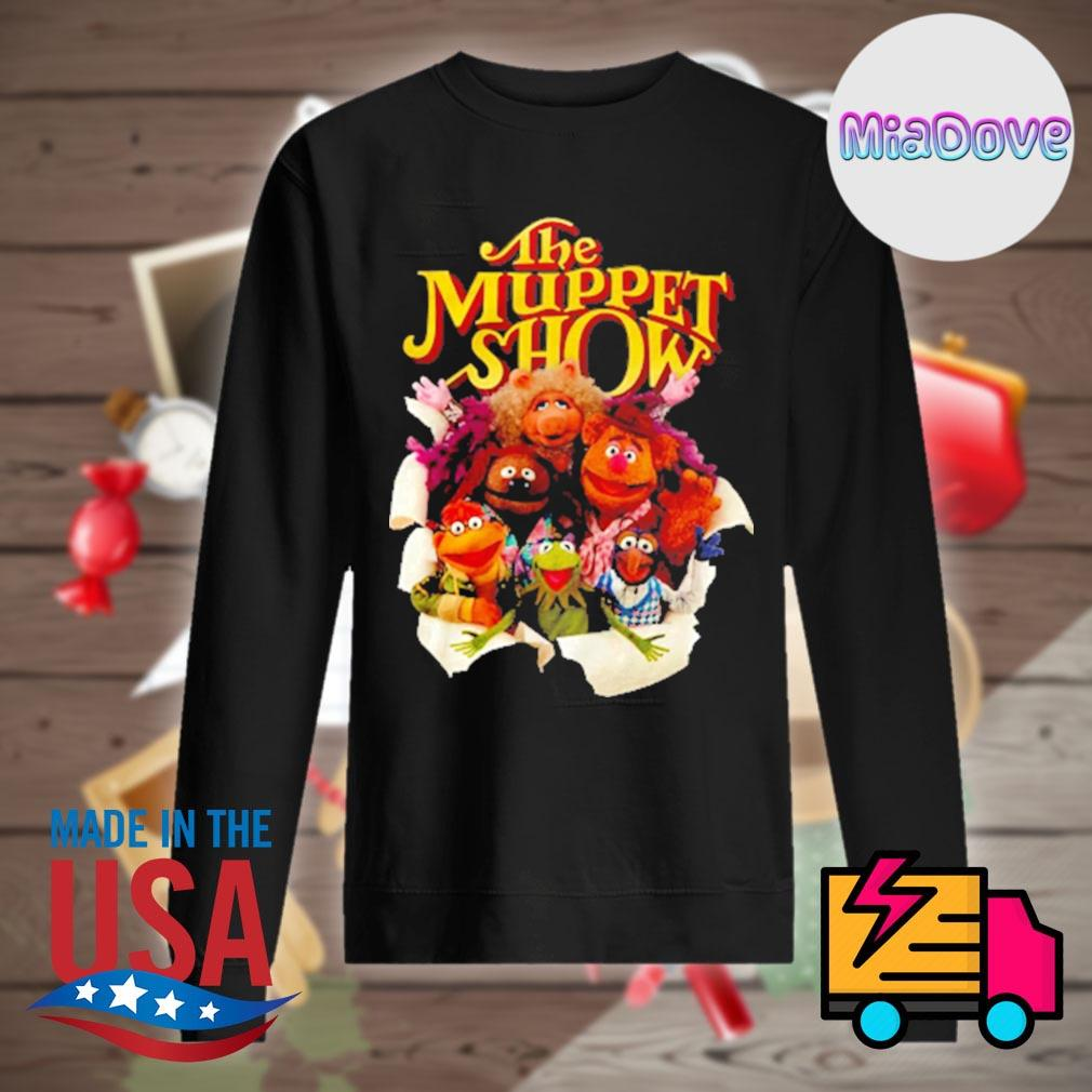 The Muppet show characters s Sweater