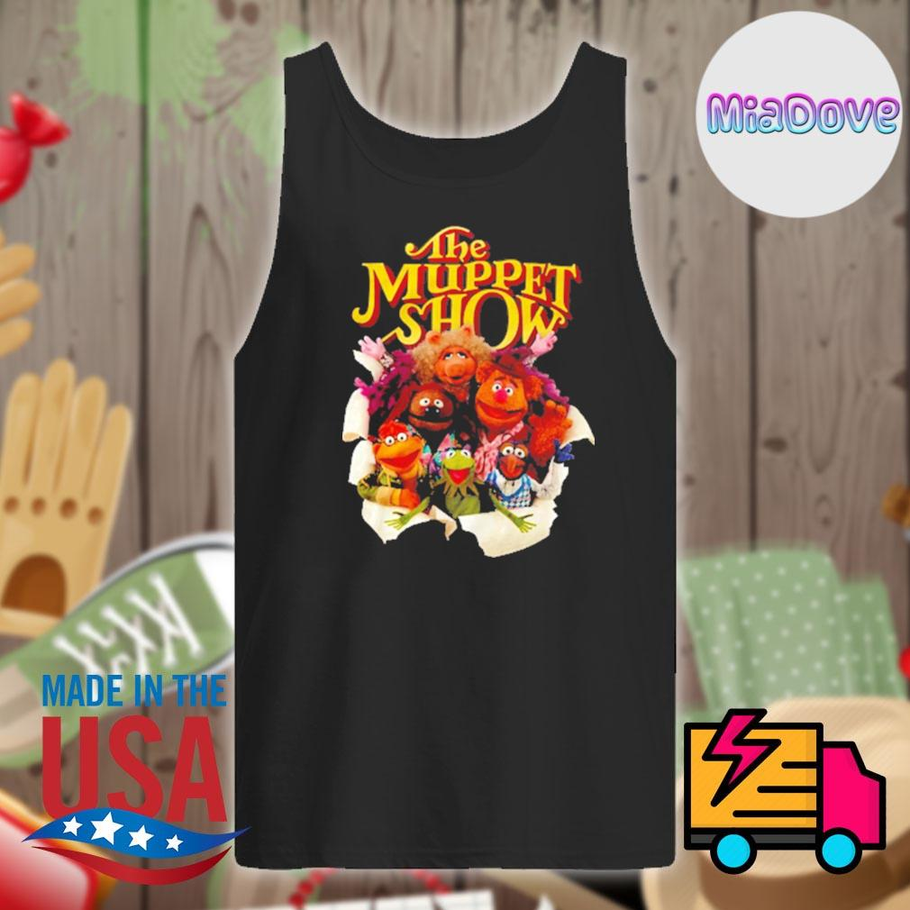 The Muppet show characters s Tank-top