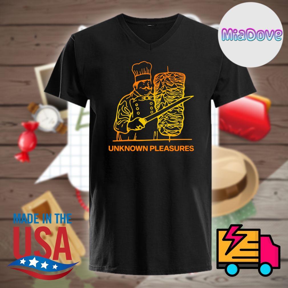 Doner Kebab Unknown Pleasures shirt