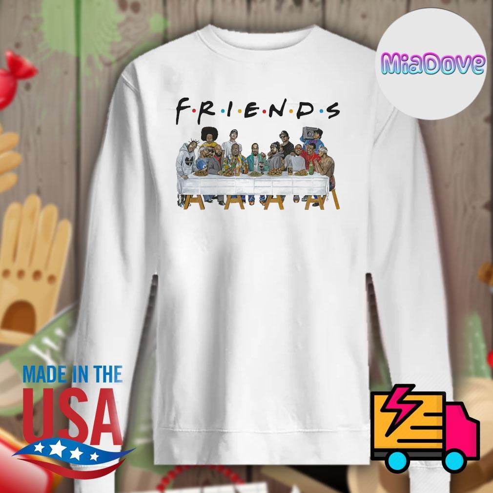 Dope and Tupac characters Friends party s Sweater