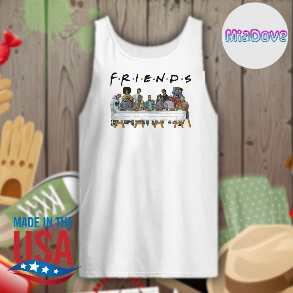 Dope and Tupac characters Friends party s Tank-top