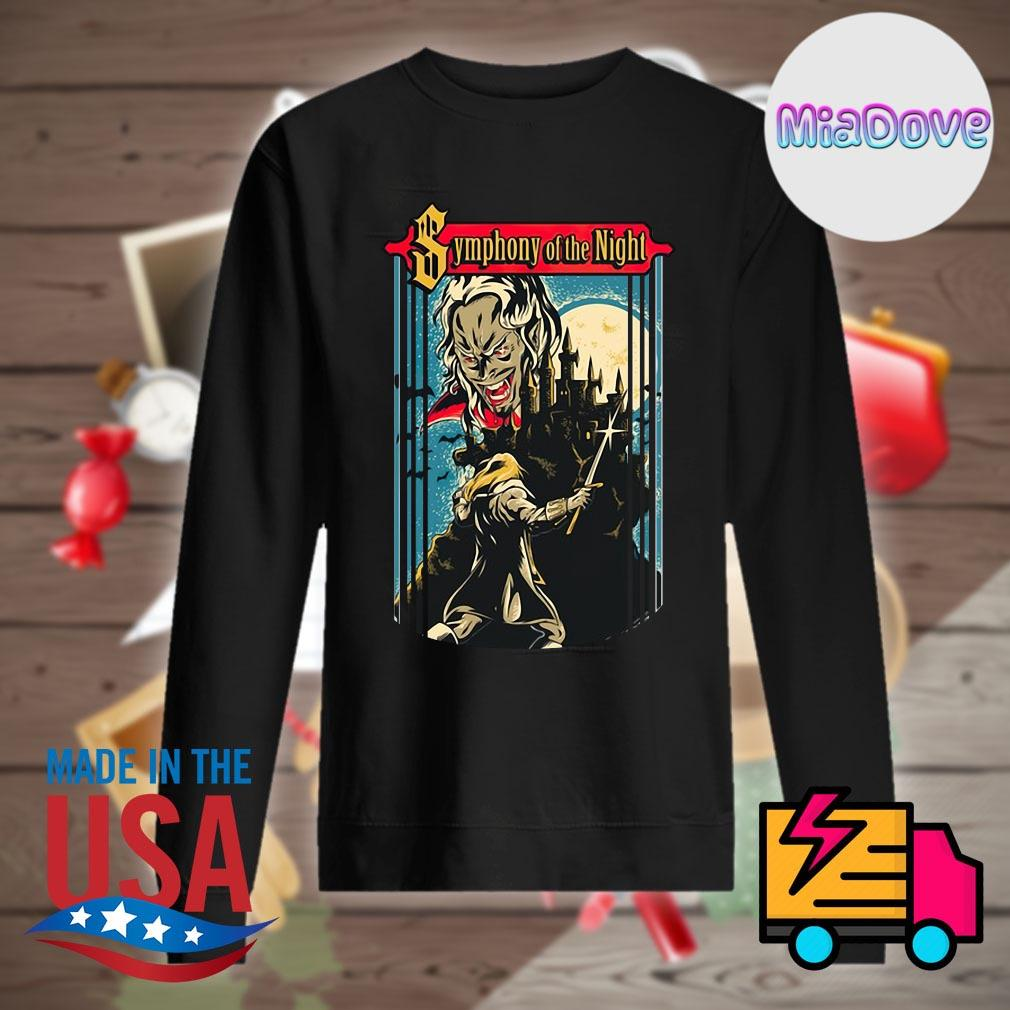 Symphony of the Night s Sweater