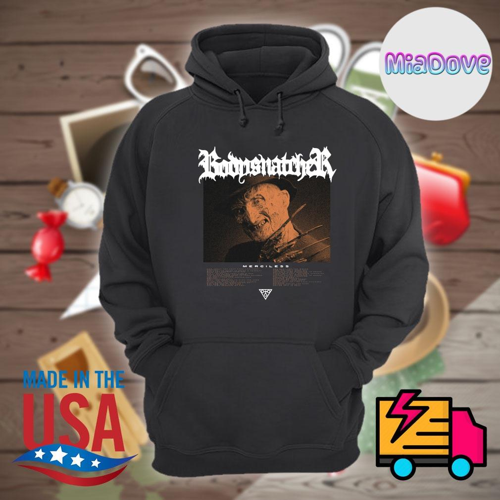 Bodysnatcher - Krueger Shirt Rising Merch Hoodie