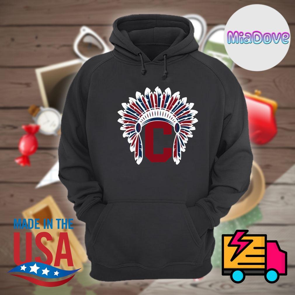 Chicago Native Indians Home run s Hoodie