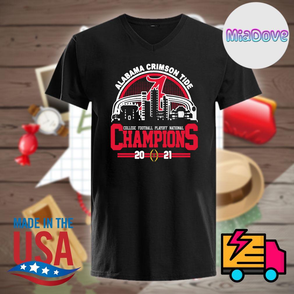 Alabama Crimson Tide college football playoff National Champions 2021 52 24 Ohio State shirt