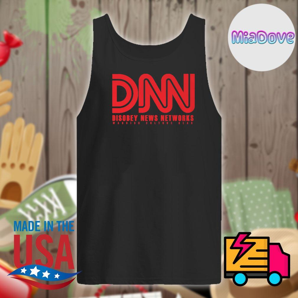 DNN Disobey News Networks s Tank-top