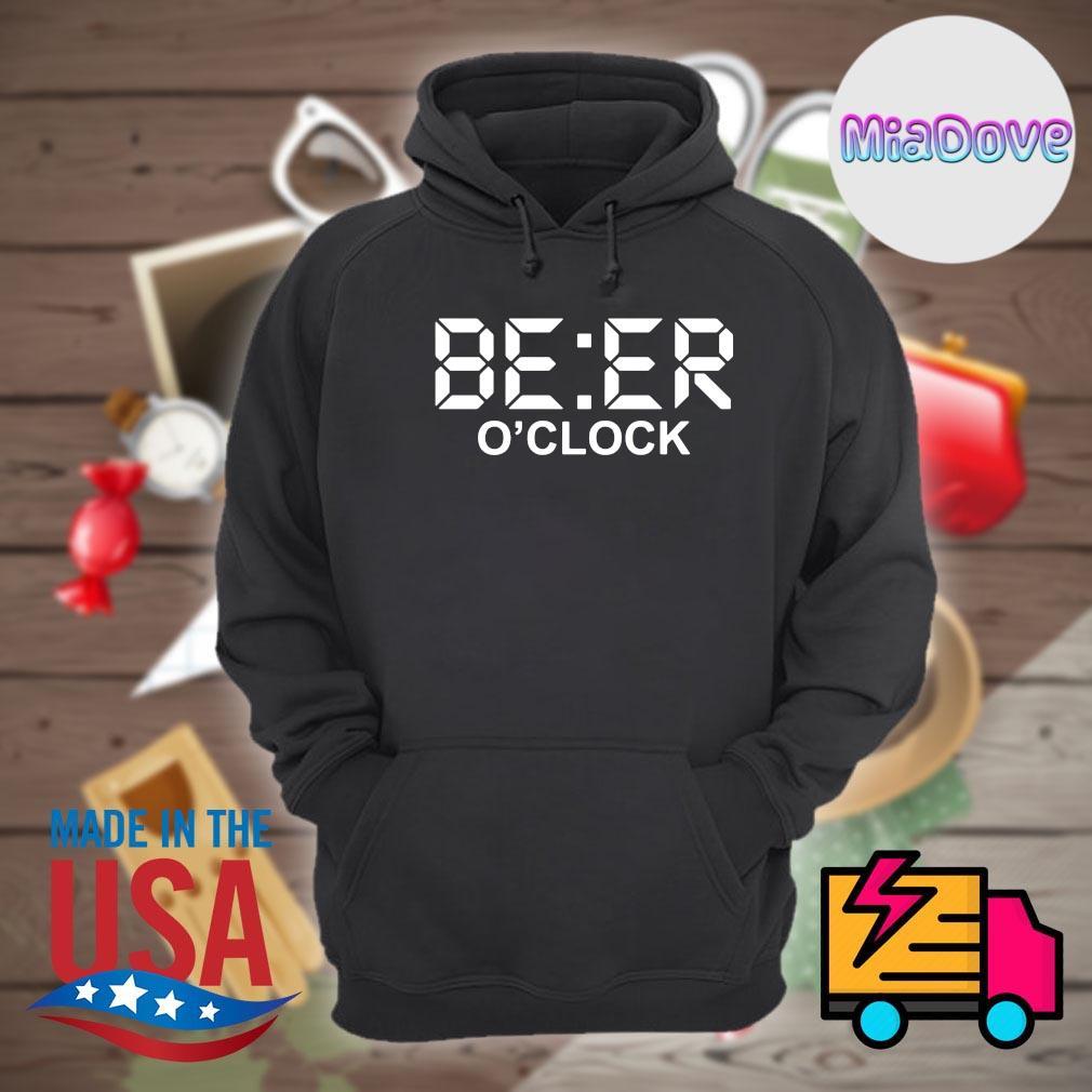 Beer O' clock s Hoodie